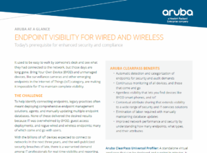 aruba-endpoint-visibility