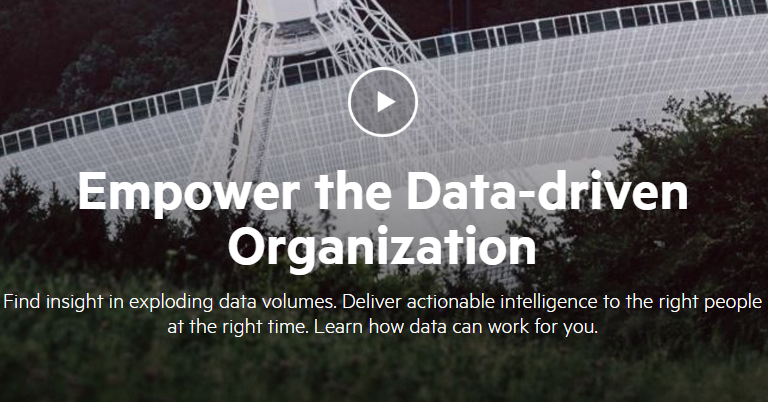 Empower the Data-driven Organization icon