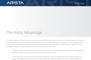 the-arista-advantage