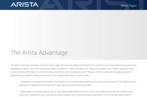 the-arista-advantage