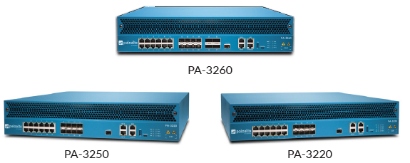 Palo Alto PA-3200 Series Specsheet - Laketec